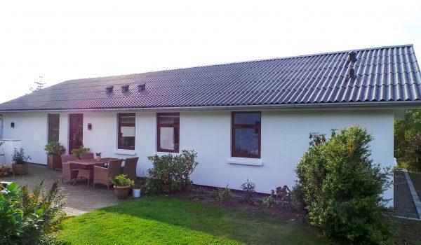 Hus i Pandrup fik forandret facadens udtryk radikalt