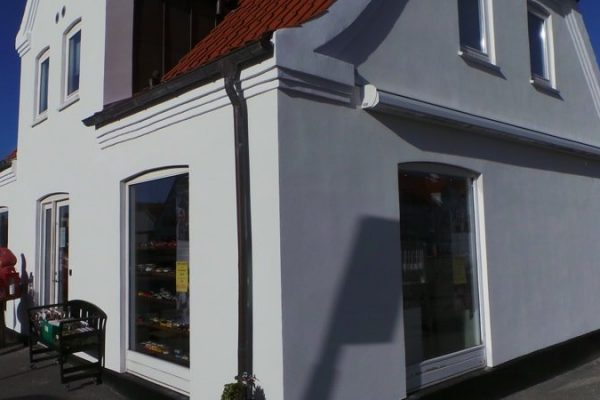 Facade i Aalborg