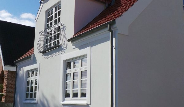 Yndigt hus i Aars