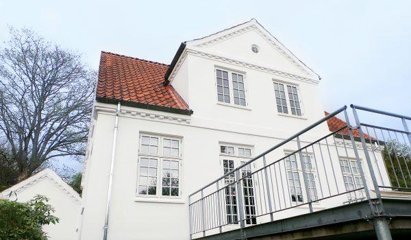Smuk patricer villa i Mariager