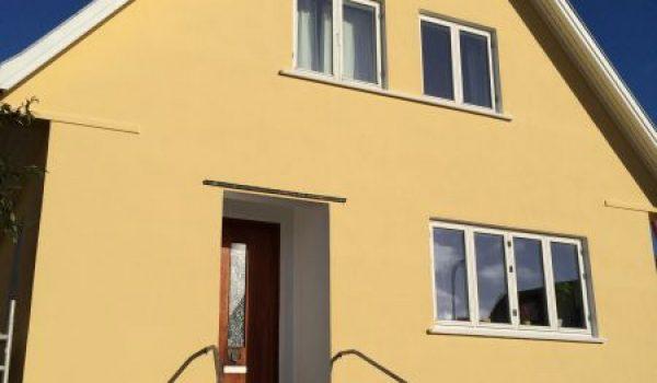 Fra rødt til gult i Svendborg